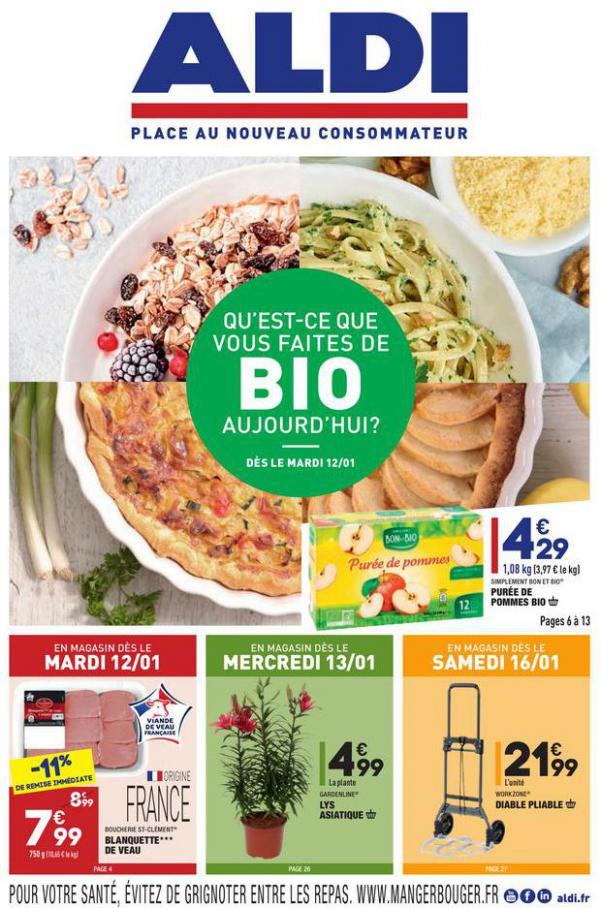 Catalogue Aldi . Aldi (2021-01-18-2021-01-18)