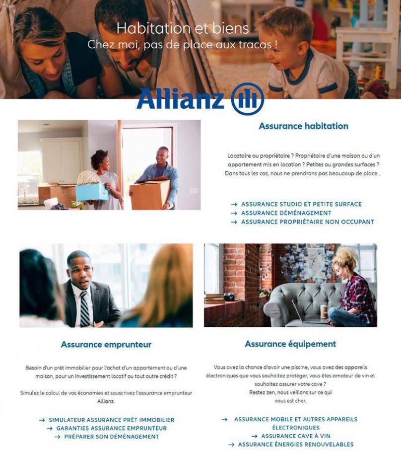 Catalogue Allianz . Allianz (2021-03-25-2021-03-25)