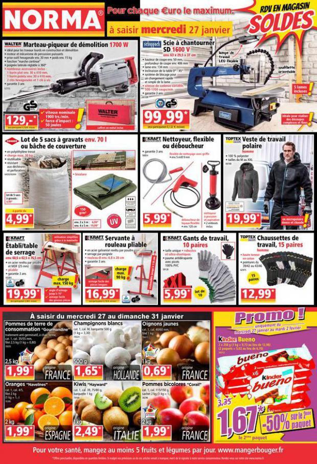Catalogue Norma . Norma (2021-02-02-2021-02-02)