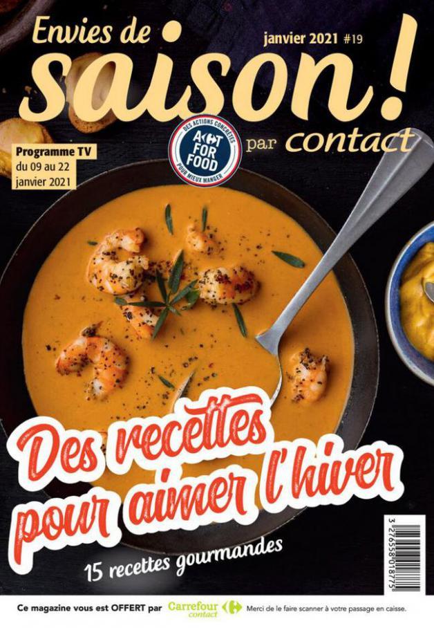 Envies de Saison ! . Carrefour Contact (2021-01-22-2021-01-22)