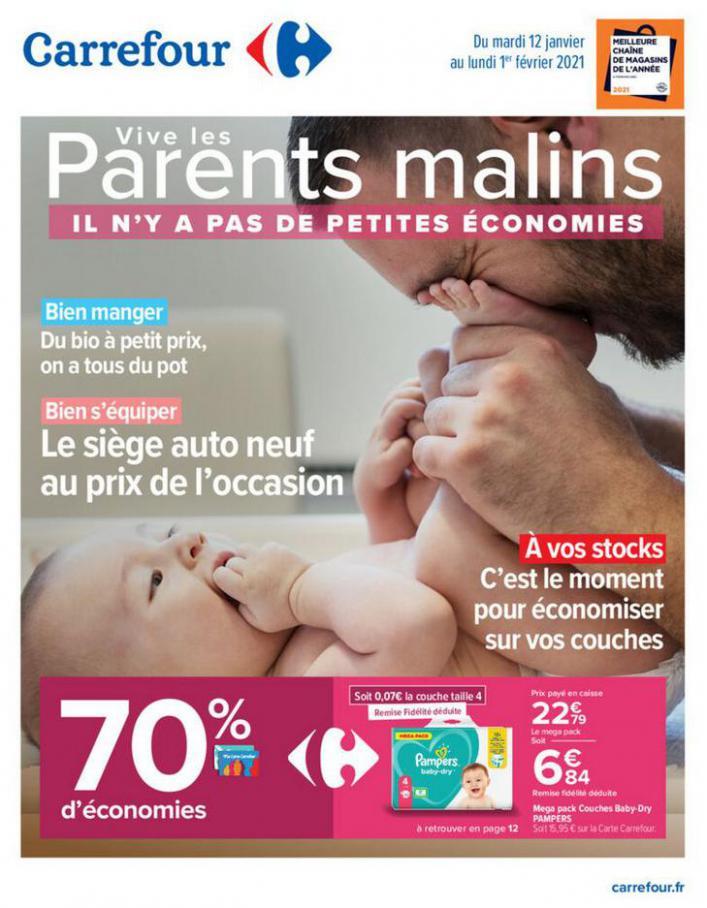 Vive les parents malins . Carrefour (2021-02-01-2021-02-01)