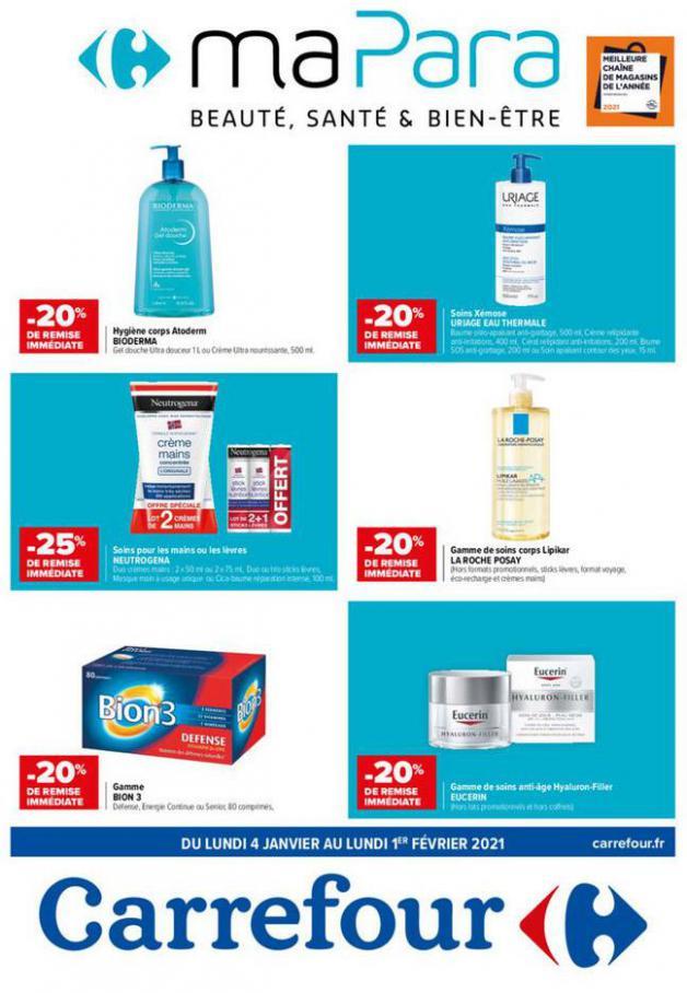 Ma Parapharmacie . Carrefour (2021-02-02-2021-02-02)