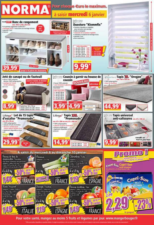 Catalogue Norma . Norma (2021-01-12-2021-01-12)
