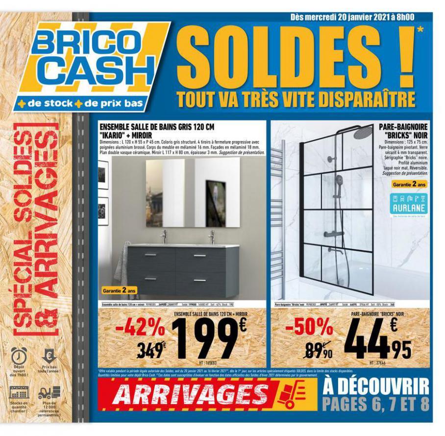Catalogue 20 janvier . Brico Cash (2021-02-04-2021-02-04)