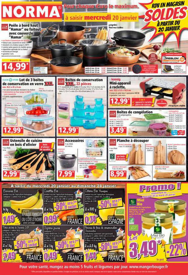 Catalogue Norma . Norma (2021-01-26-2021-01-26)