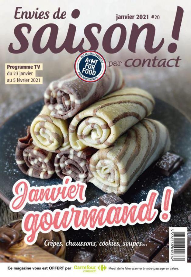 Envies de saison ! . Carrefour Contact (2021-02-05-2021-02-05)