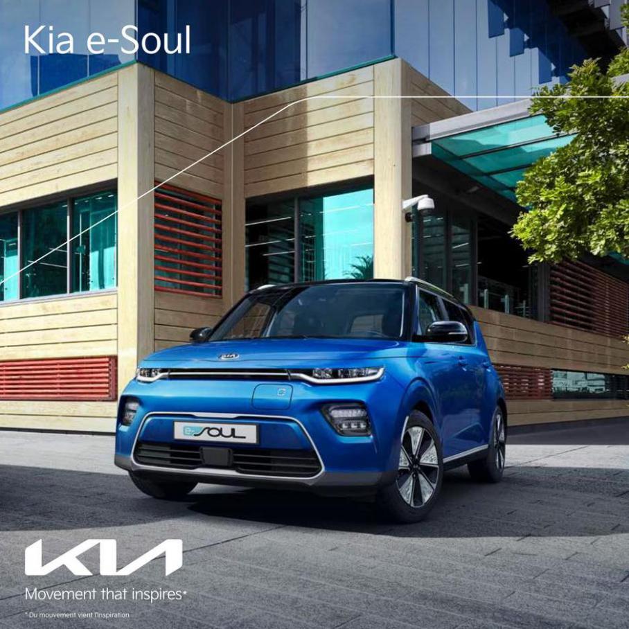 KIA e-Soul . KIA (2022-01-31-2022-01-31)
