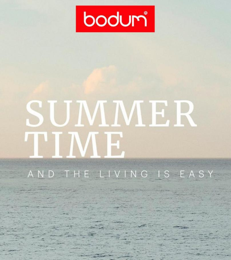 Summer Time . Bodum (2021-04-22-2021-04-22)