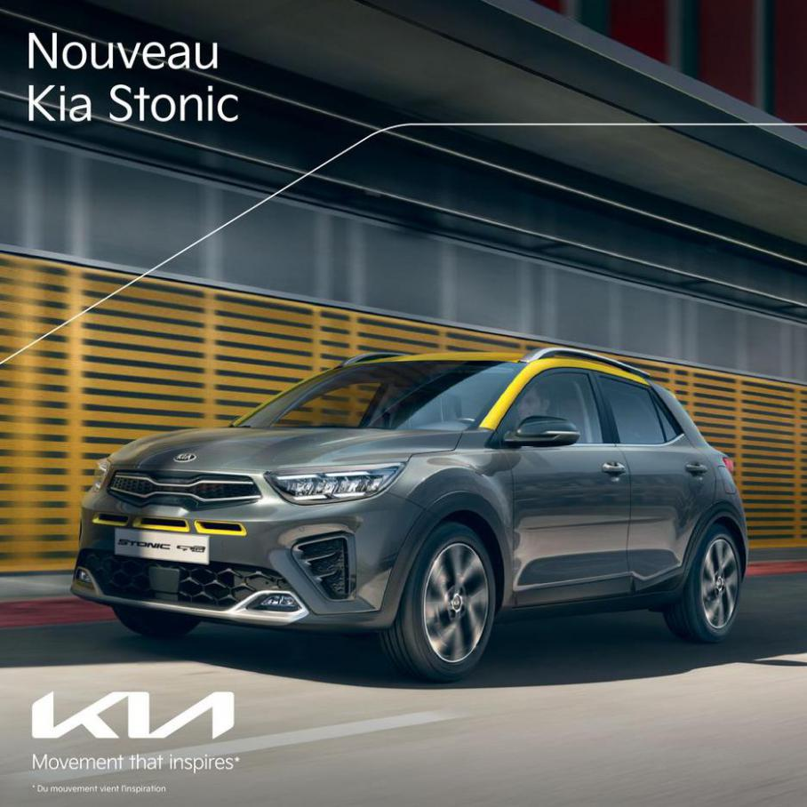KIA Nouveau Stonic . KIA (2022-01-31-2022-01-31)