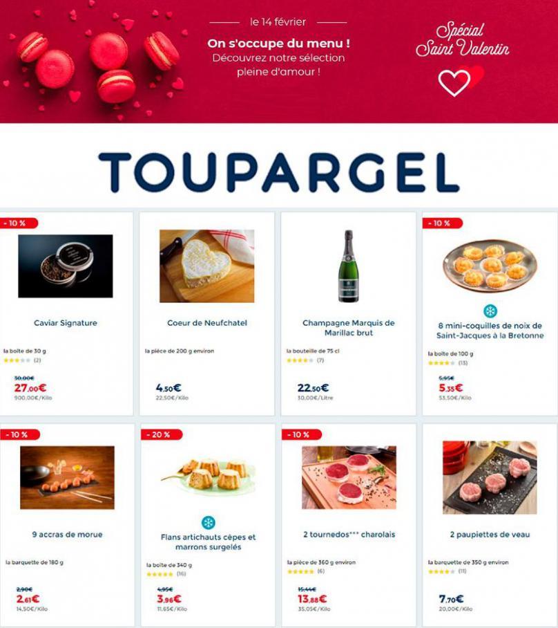 Spécial Saint Valentin . Toupargel (2021-02-14-2021-02-14)