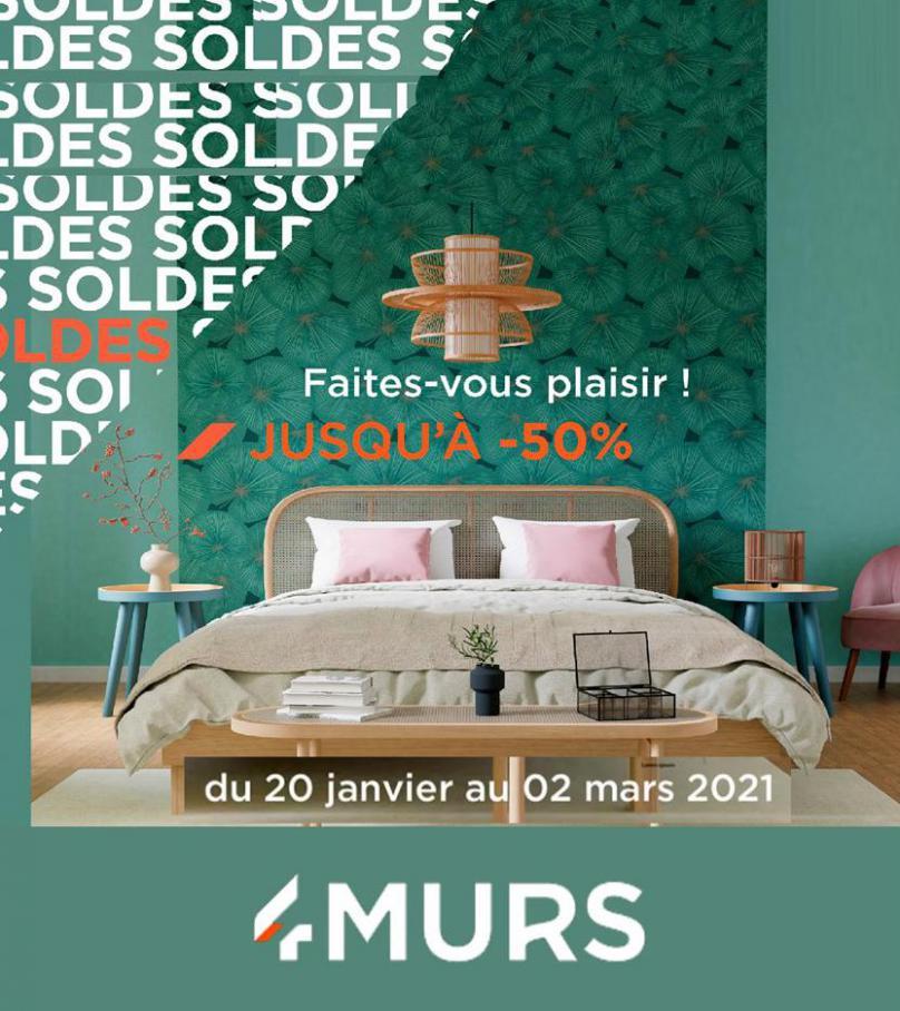 Soldes . 4 Murs (2021-03-02-2021-03-02)