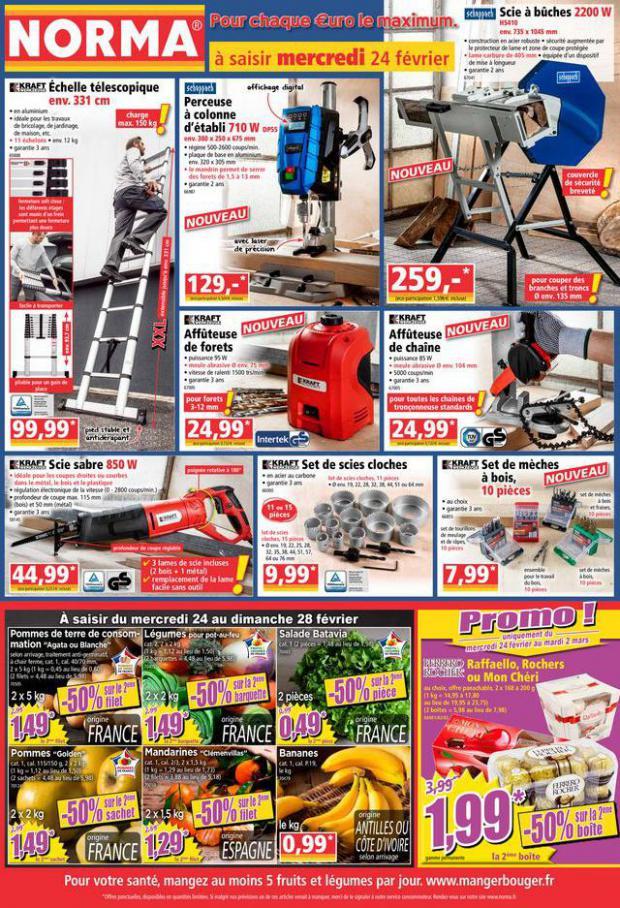 Catalogue Norma . Norma (2021-02-25-2021-02-25)