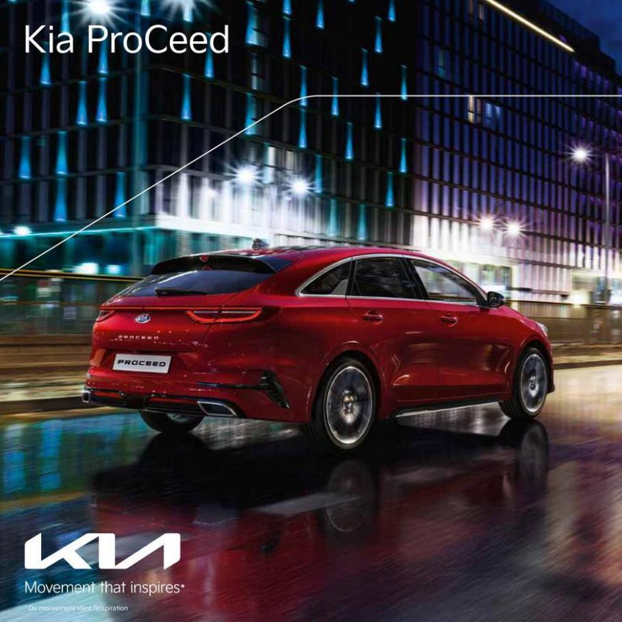 KIA ProCeed . KIA (2022-01-31-2022-01-31)