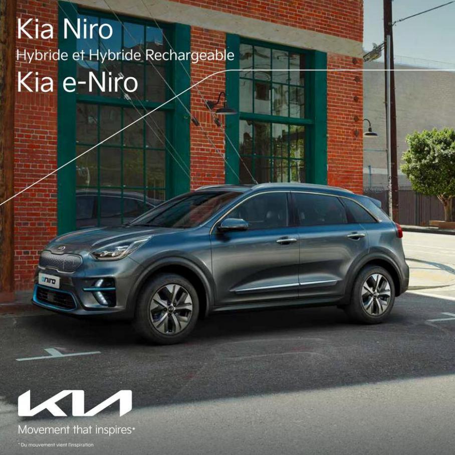KIA Niro Hybride . KIA (2022-01-31-2022-01-31)