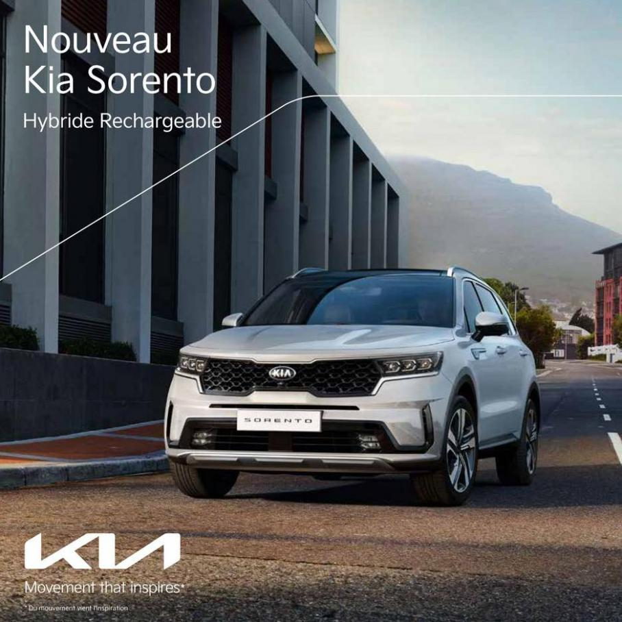 KIA Nouveau Sorento Hybride Rechargeable . KIA (2022-01-31-2022-01-31)