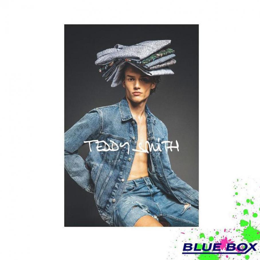 Nouveautés . Blue Box (2021-04-22-2021-04-22)