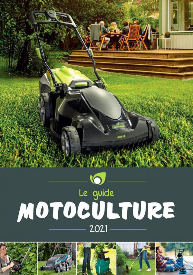 Le Guide Motoculture 2021 . Point Vert (2021-12-31-2021-12-31)