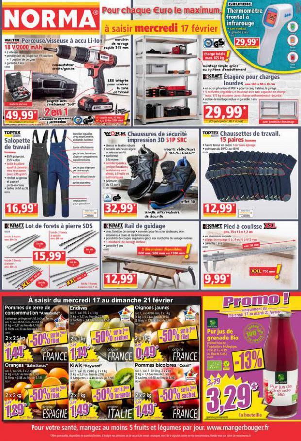 Catalogue Norma . Norma (2021-02-23-2021-02-23)