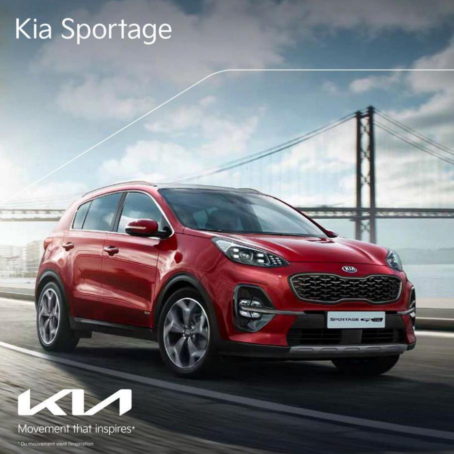 KIA Sportage Hybride . KIA (2022-01-31-2022-01-31)