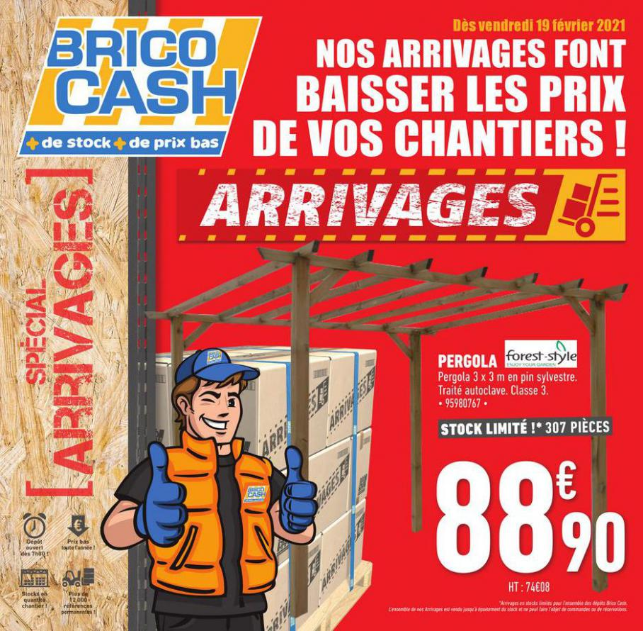 Catalogue 19 février . Brico Cash (2021-03-04-2021-03-04)