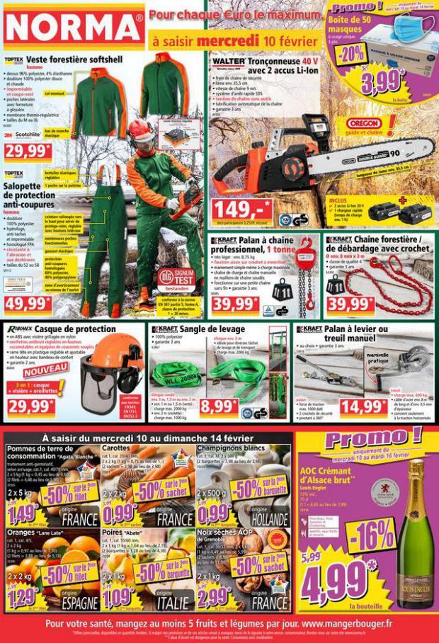 Catalogue Norma . Norma (2021-02-16-2021-02-16)