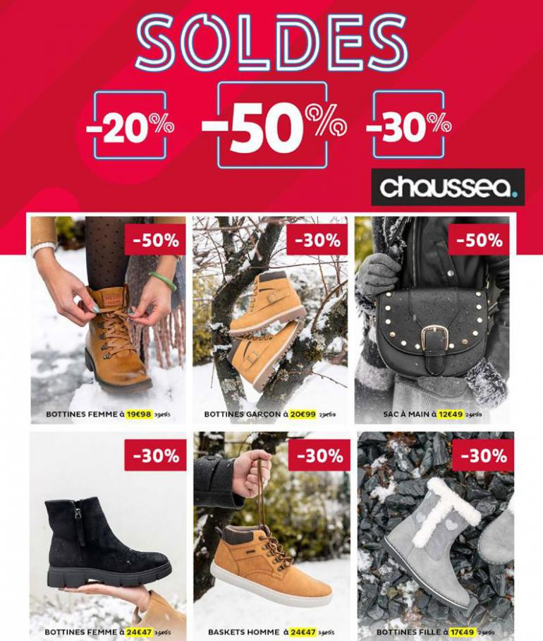Soldes . Chaussea (2021-02-16-2021-02-16)