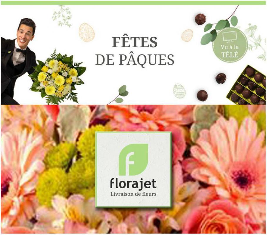 Fêtes de Pâques . Florajet (2021-04-27-2021-04-27)