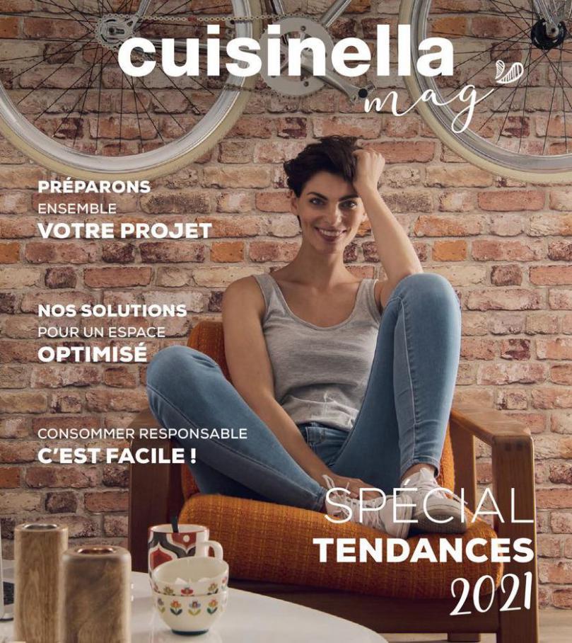 Spécial Tendances 2021 . Cuisinella (2021-06-21-2021-06-21)