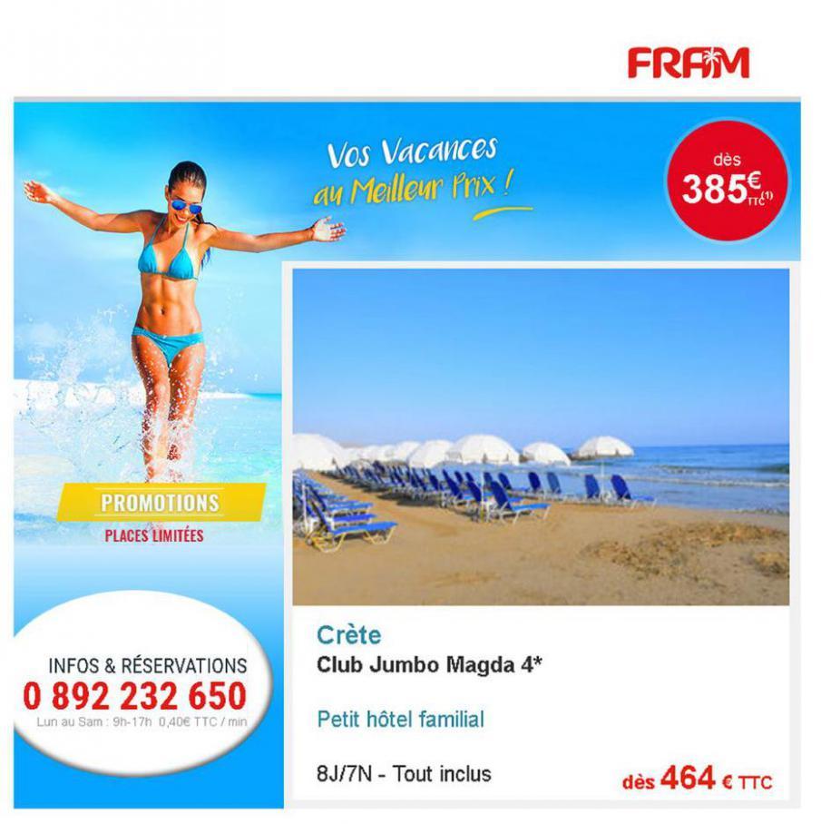 Promotions . Fram (2021-05-03-2021-05-03)