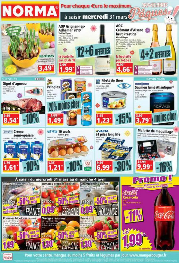 Catalogue Norma . Norma (2021-04-06-2021-04-06)