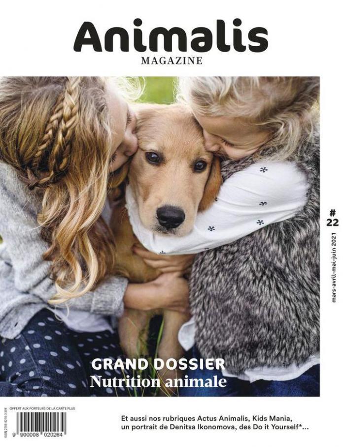 Magazine Animalis . Animalis (2021-06-30-2021-06-30)