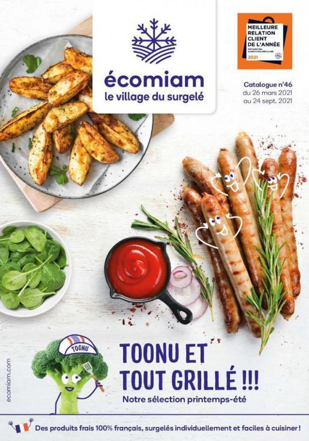 Catalogue Saisonnier . Ecomiam (2021-09-24-2021-09-24)
