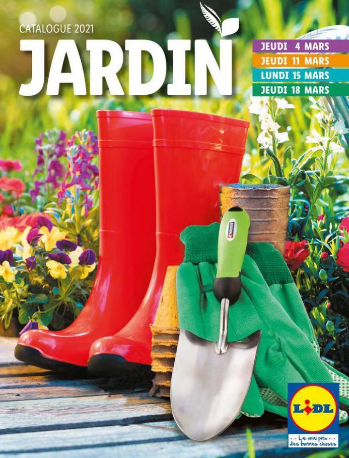 Catalogue Jardin . Lidl (2021-03-18-2021-03-18)