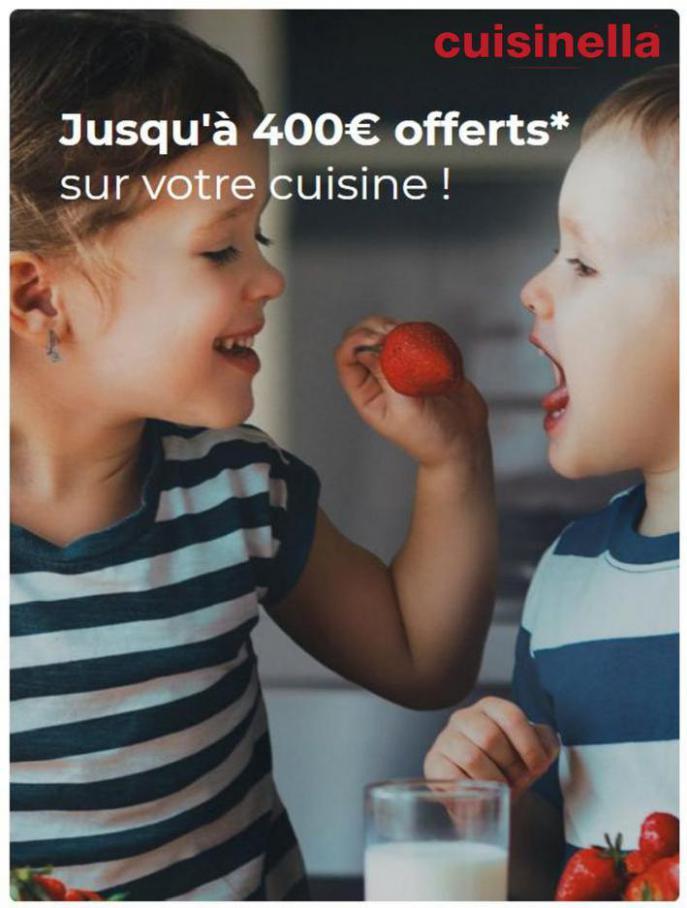 Offerts . Cuisinella (2021-03-27-2021-03-27)