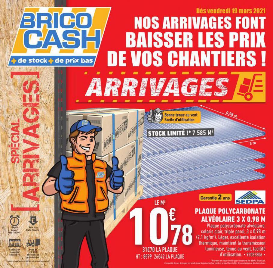 Catalogue 19 mars . Brico Cash (2021-04-01-2021-04-01)