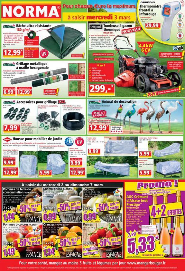 Catalogue Norma . Norma (2021-03-09-2021-03-09)