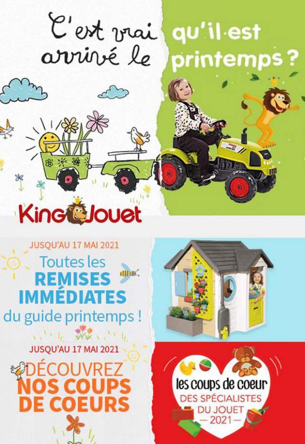 Nouveautés . King Jouet (2021-04-14-2021-04-14)