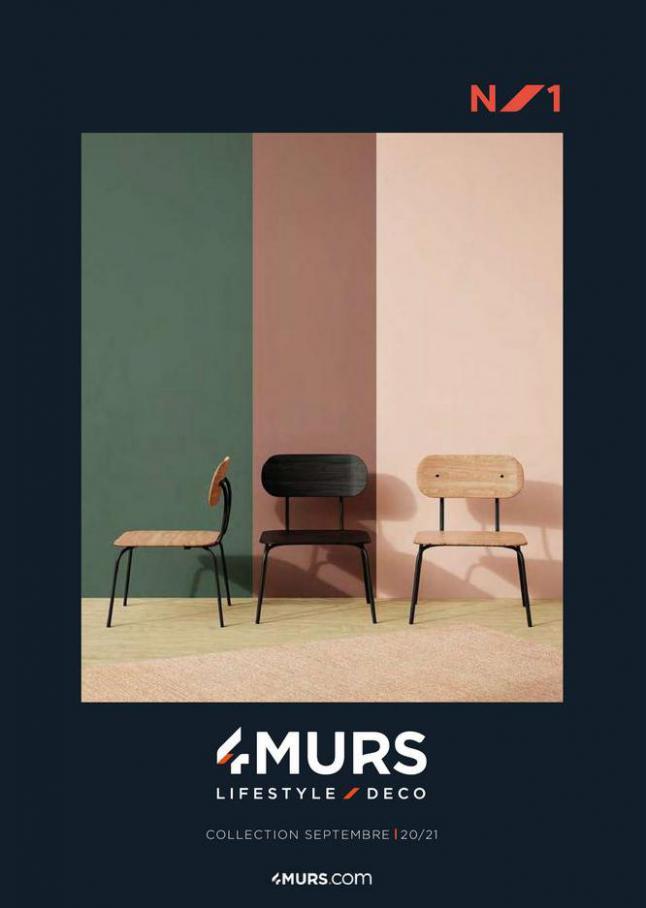 Catalogue 4 Murs . 4 Murs (2021-07-31-2021-07-31)