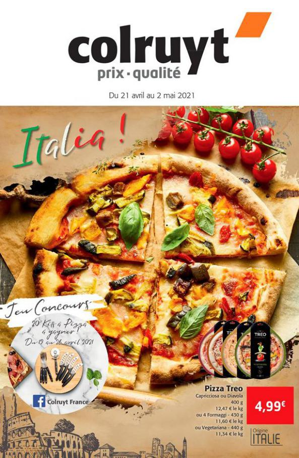 Italia ! . Colruyt (2021-05-02-2021-05-02)