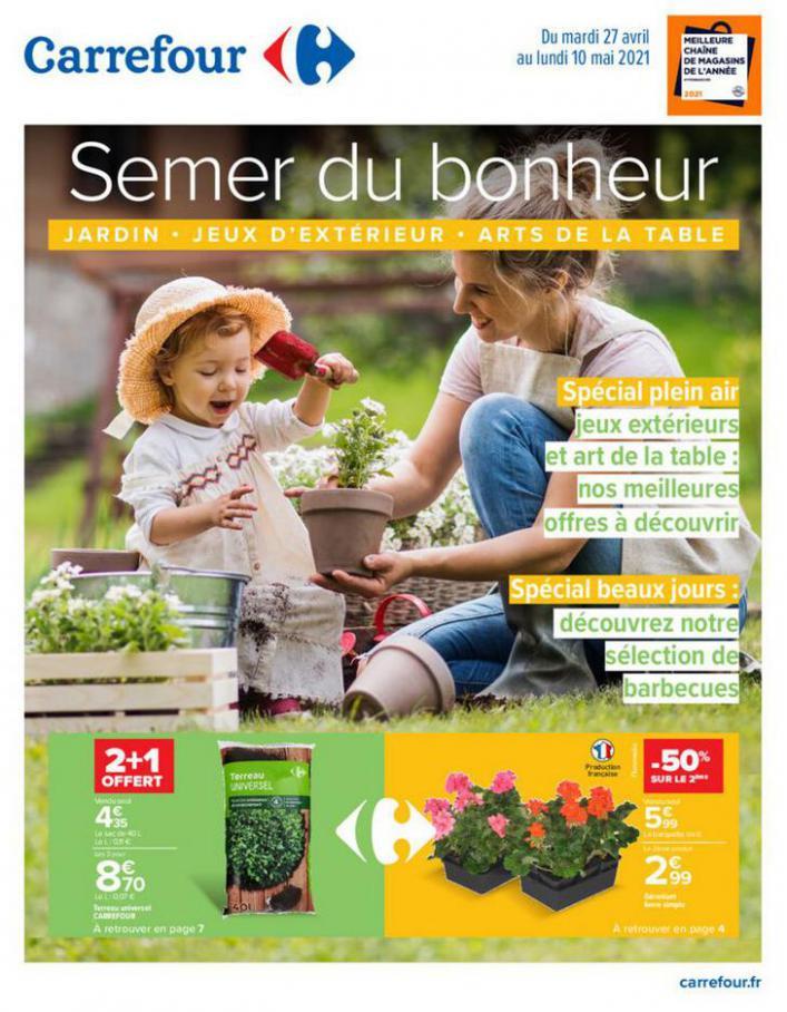 Plein Air Floralies . Carrefour (2021-05-10-2021-05-10)