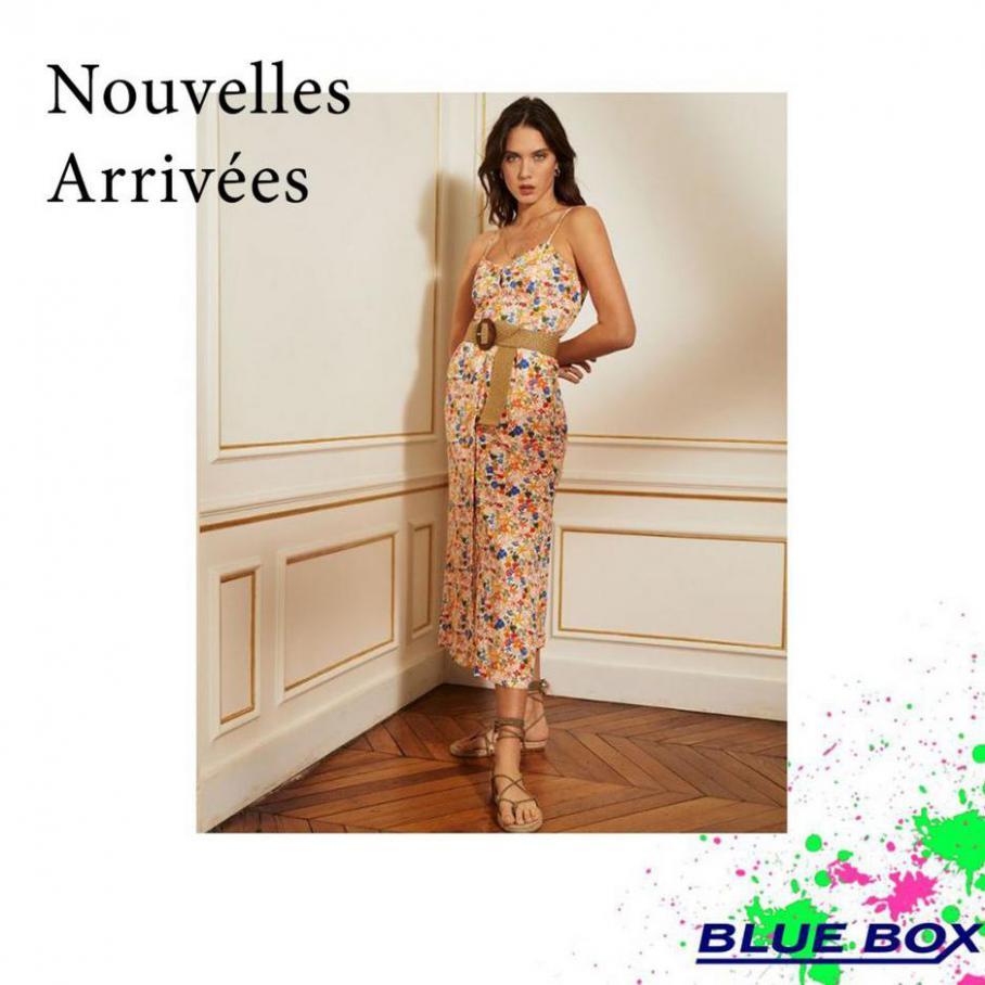 Nouvelles Arrivées . Blue Box (2021-06-21-2021-06-21)