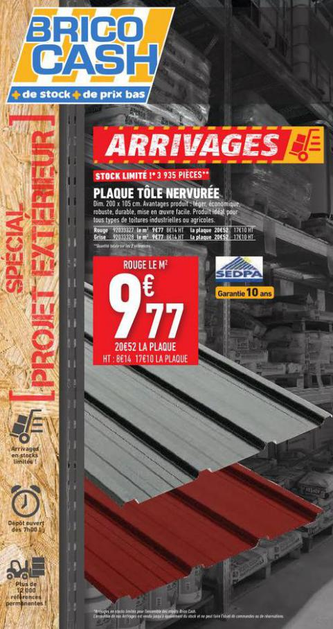Catalogue 2 avril . Brico Cash (2021-04-08-2021-04-08)