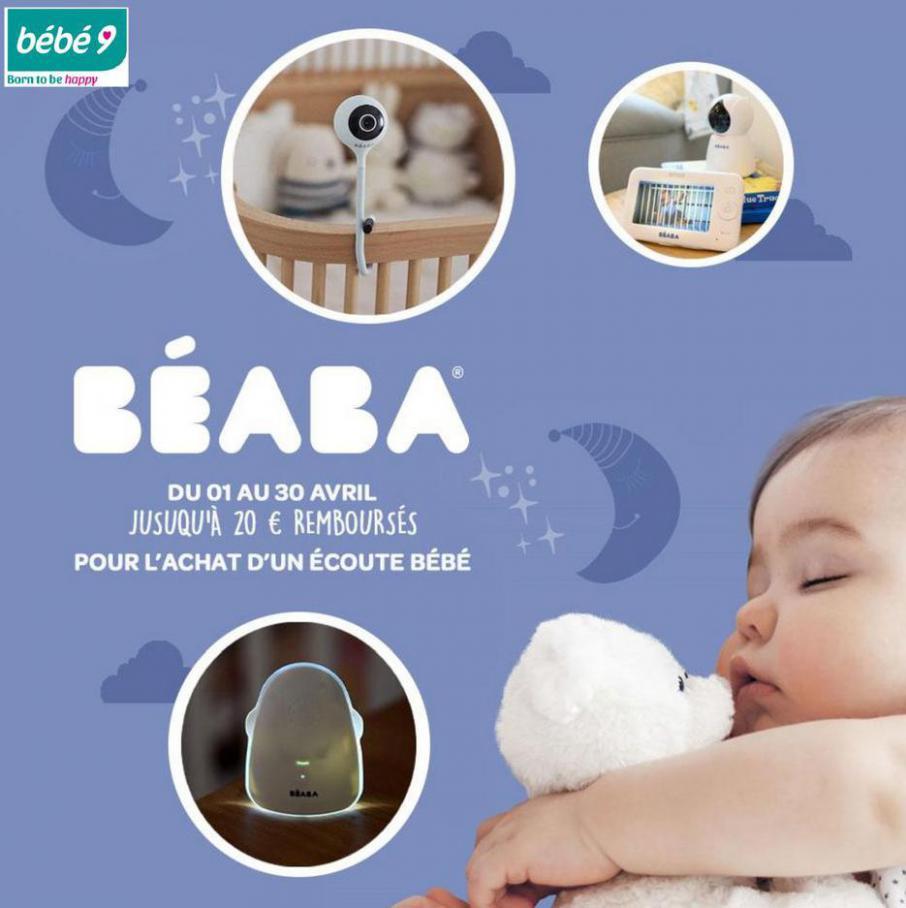 Béaba . Bébé 9 (2021-04-30-2021-04-30)