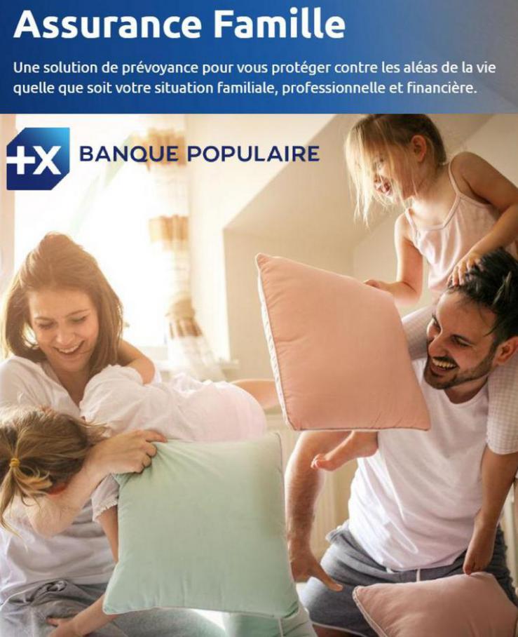 Assurance Famille . Banque Populaire (2021-05-03-2021-05-03)