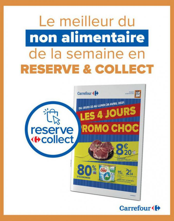 Promos Choc - Reserve & Collect . Carrefour (2021-04-26-2021-04-26)