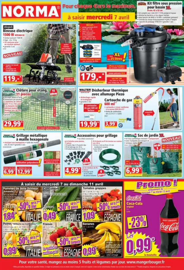 Catalogue Norma . Norma (2021-04-09-2021-04-09)