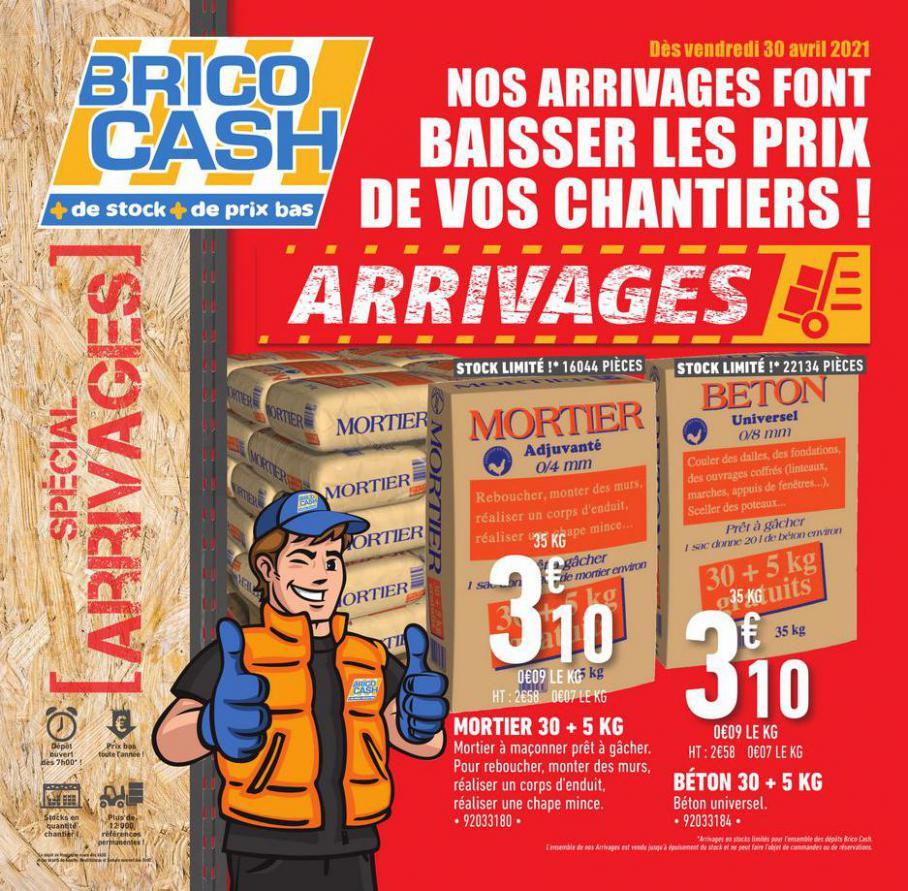 Catalogue 30 avril . Brico Cash (2021-05-12-2021-05-12)