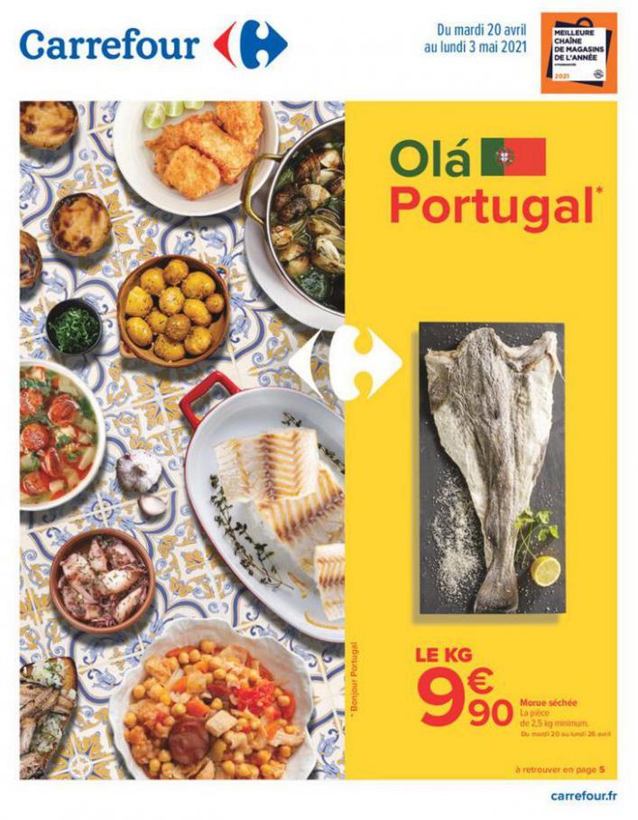 Ola Portugal . Carrefour (2021-05-03-2021-05-03)