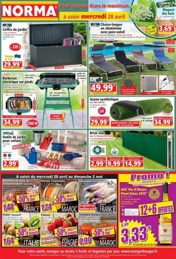 Catalogue Norma . Norma (2021-04-23-2021-04-23)