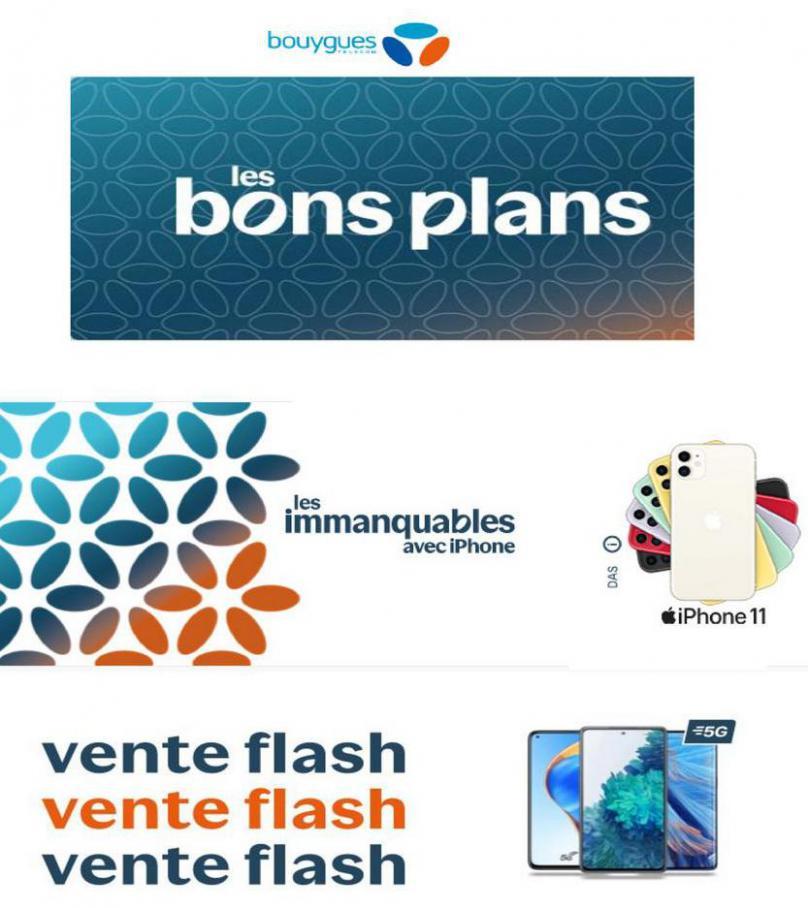 Bons plans . Bouygues Telecom (2021-05-13-2021-05-13)